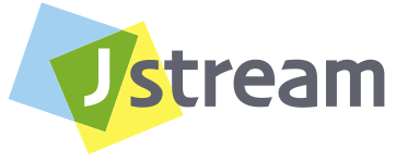 Jstream logo